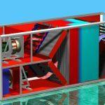 Stabilni regenerator klima uređaja Menerga Resolair