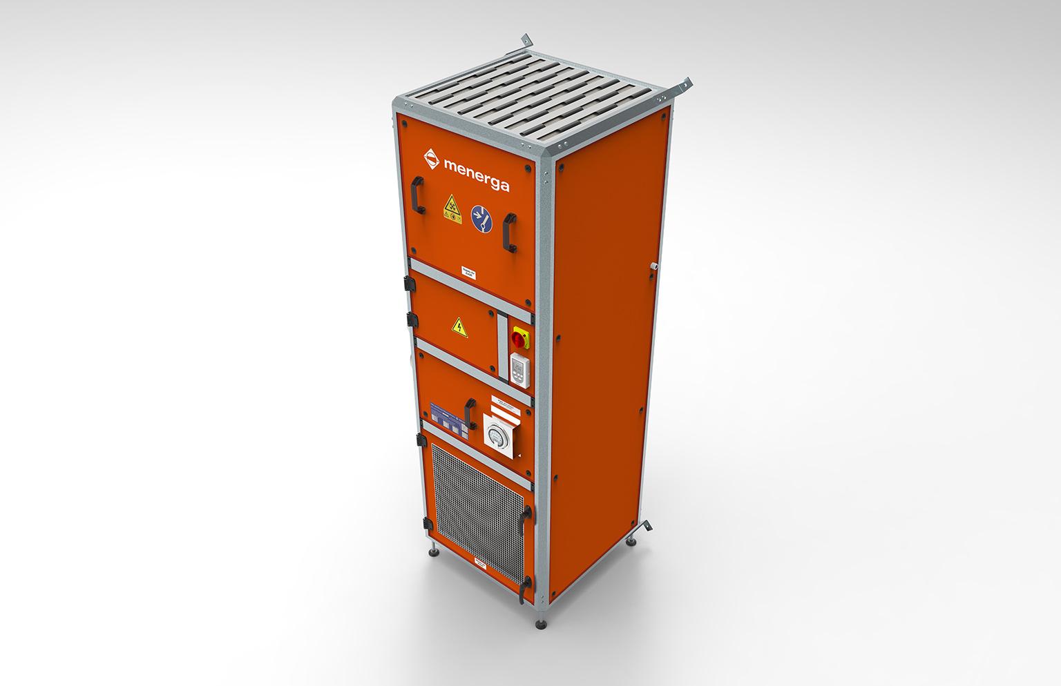 Industrijski ventilatorski konvektori Confivent