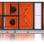 Resolair_68_Klima komora_klima uredaj_regenerativni spremnik topline