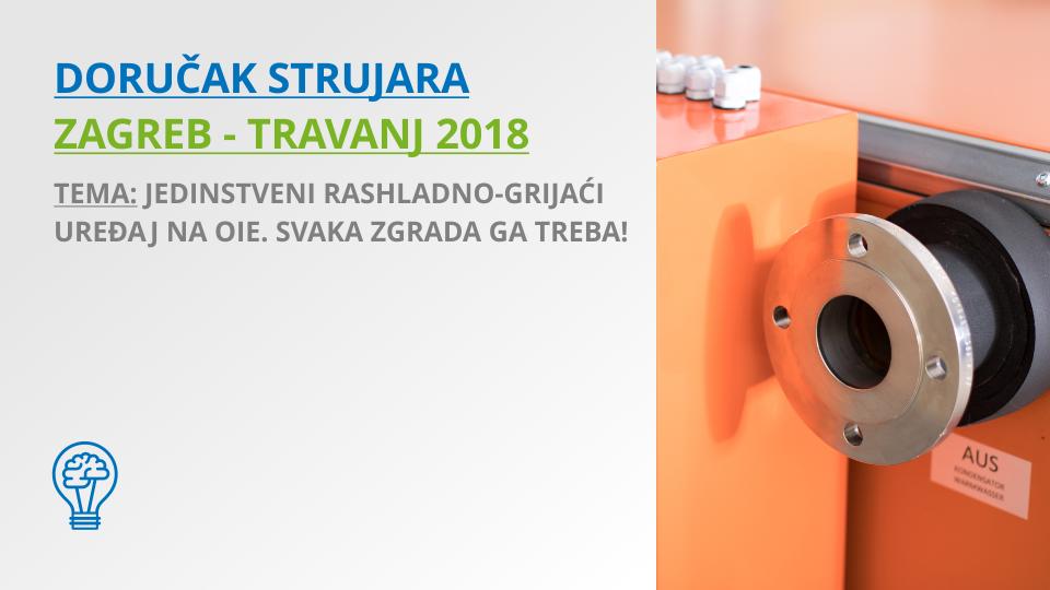 Zajtrk Strojnikov - Zagreb - 2018 - April
