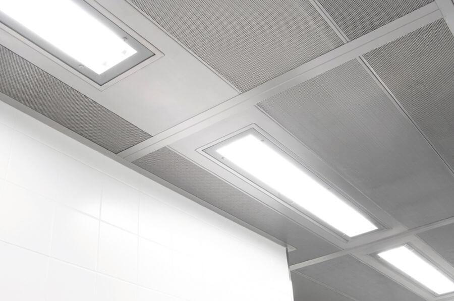 Ventilacijski strop Südluft
